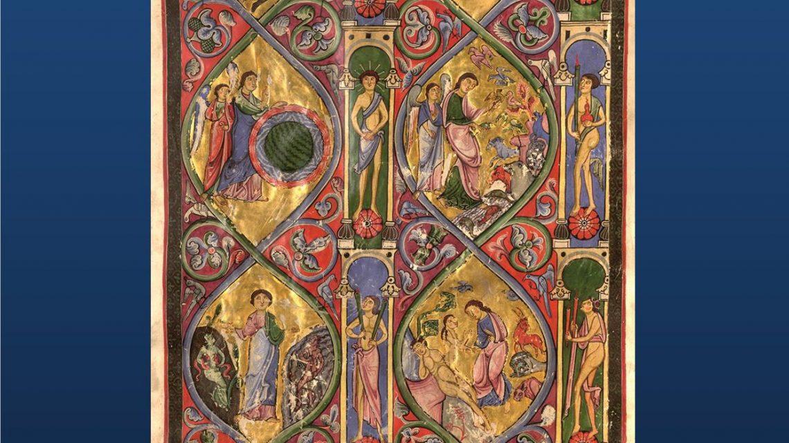 Titelbild Fränkische Bibel